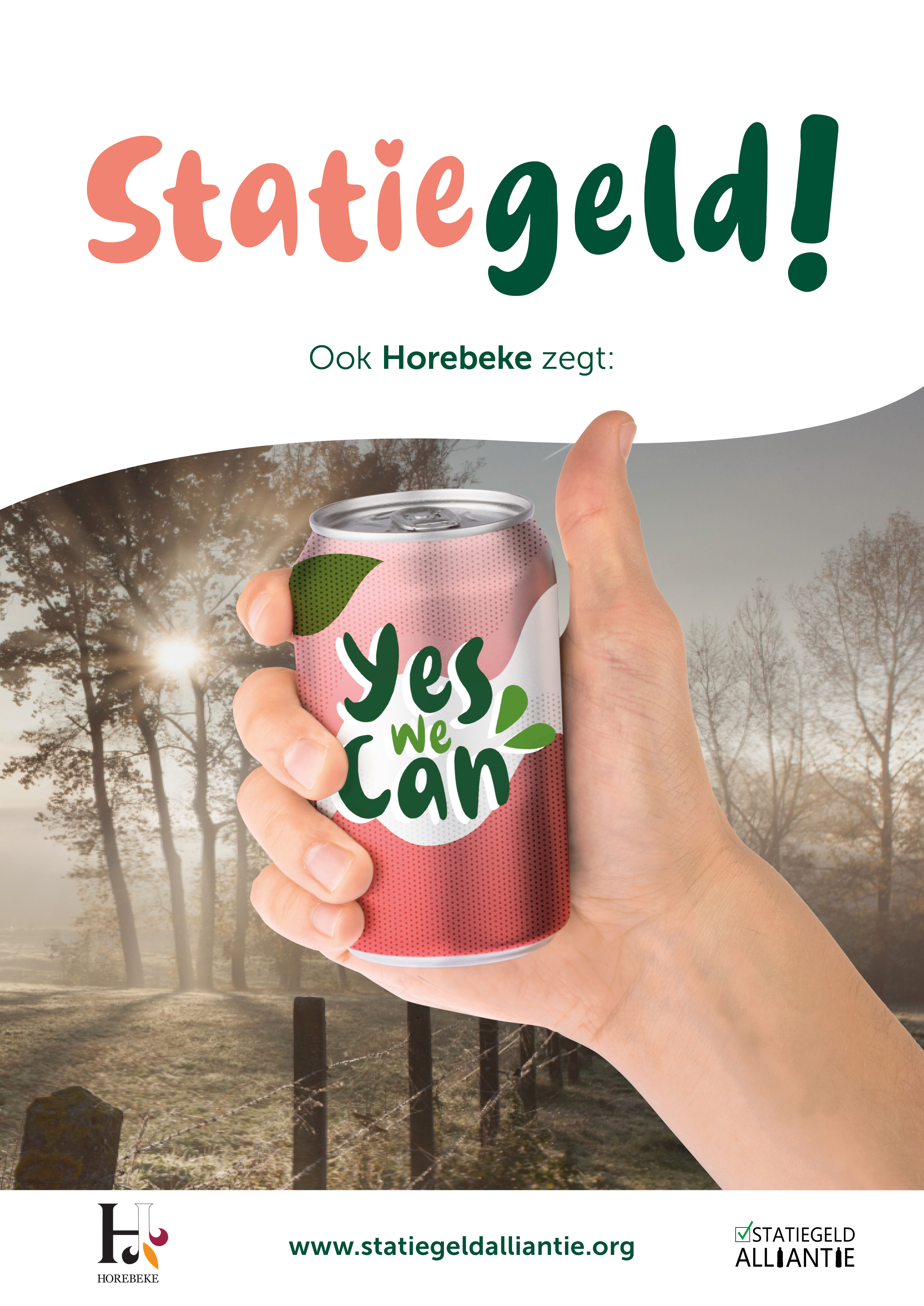Statiegeld, Yes We Can!