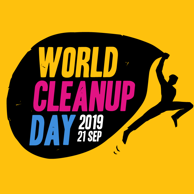 World Clean Up Day 21 september 2019